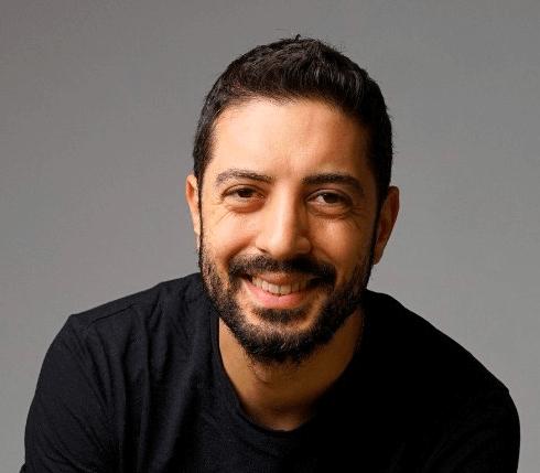 Marco Caldironi, grupo de teatro