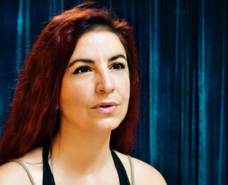 Silvia Lozano, danza oriental